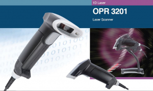 SCANNER OPTICON OPR 3201