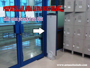 Jual EAS (Security Gate) untuk Perpustakaan