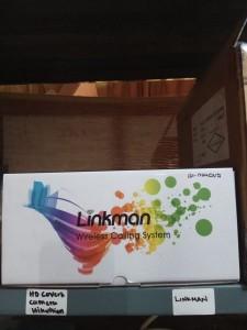 Wireless Calling System Linkman LM D102CN